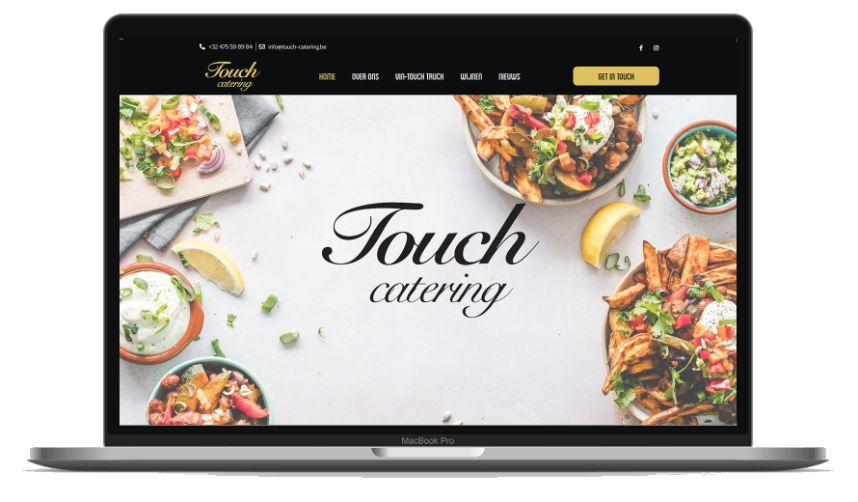 printscreen website touch-catering